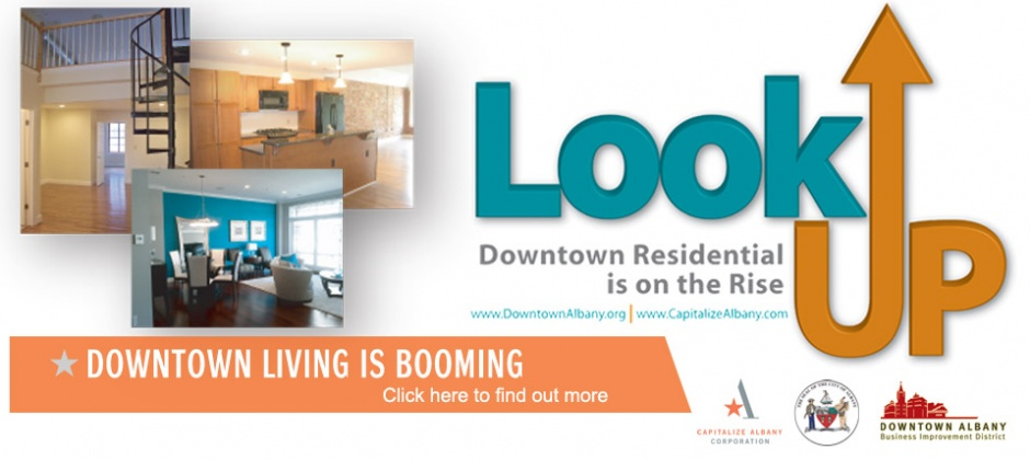 Look Up - Downtown Residential is on the Rise