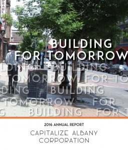 Capitalize Albany's 2016 Annual Report