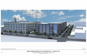 Nipper Building Phase 1 Rendering
