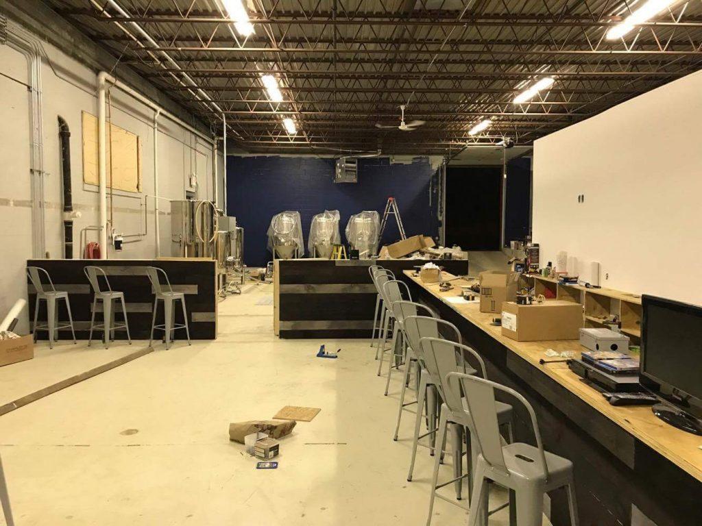 CapitalizeAlbany.com - Fort Orange Brewing Construction