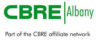 CBRE Albany Logo