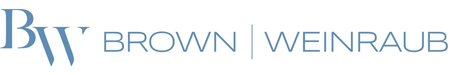 Brown & Weinraub Logo