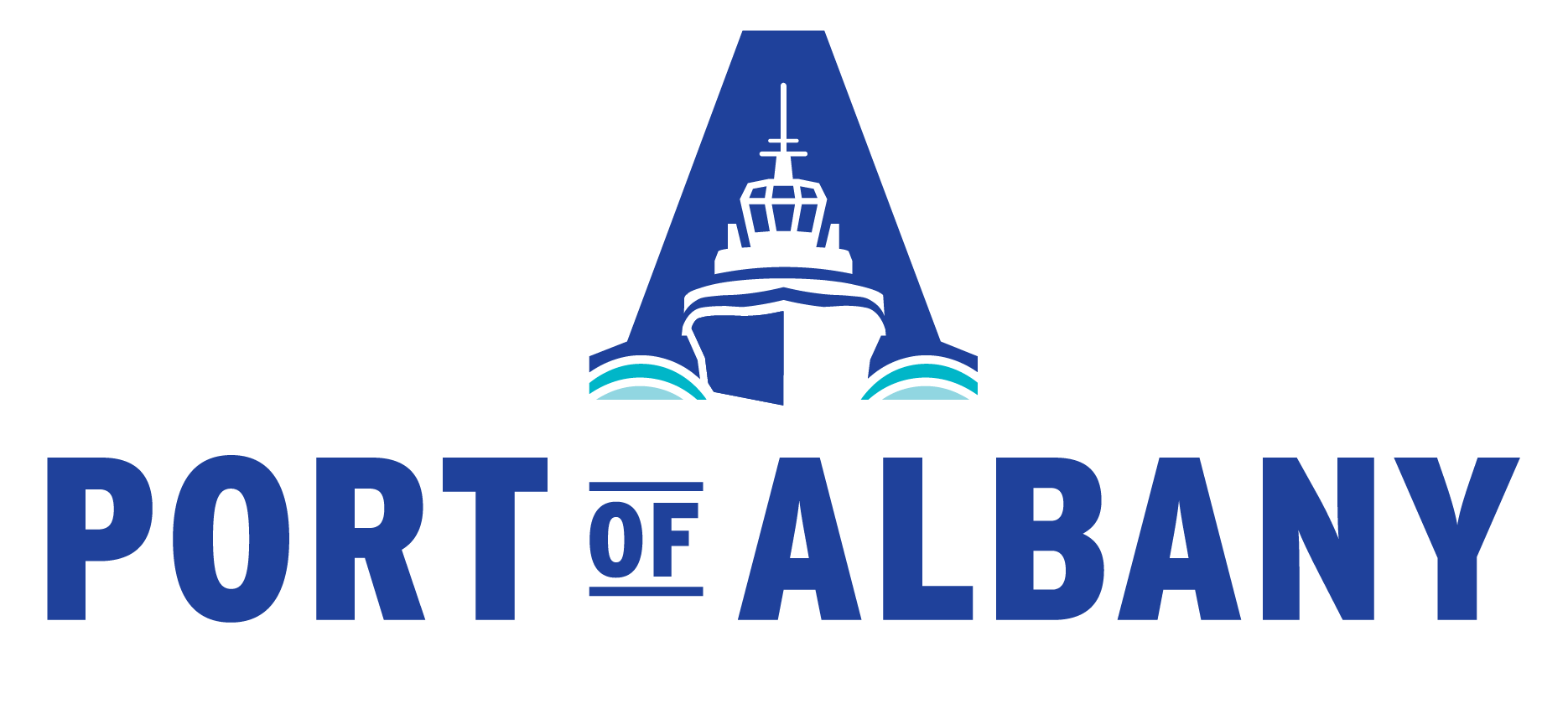 Port of Albany Logo