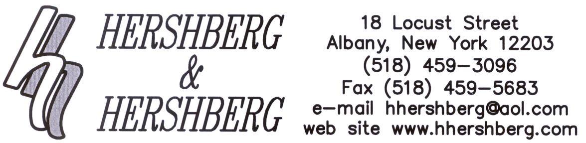 Hershberg & Hershberg Logo