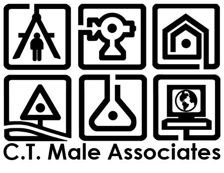 C.T. Male Associates Logo