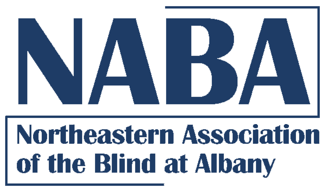 Northeastern Association of the Blind at Albany Logo