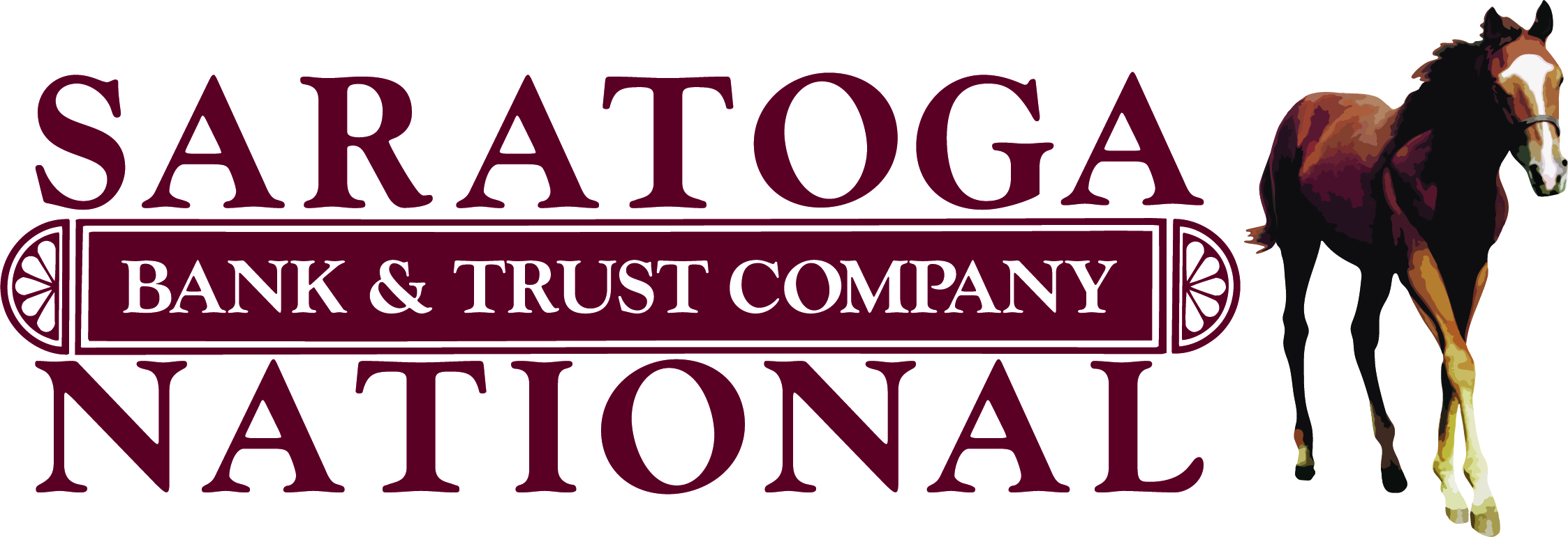 Saratoga National Bank & Trust Company Logo