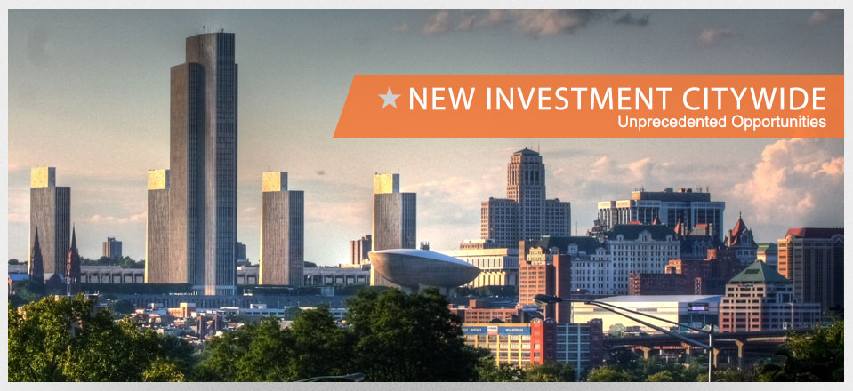 New Investment Citywide