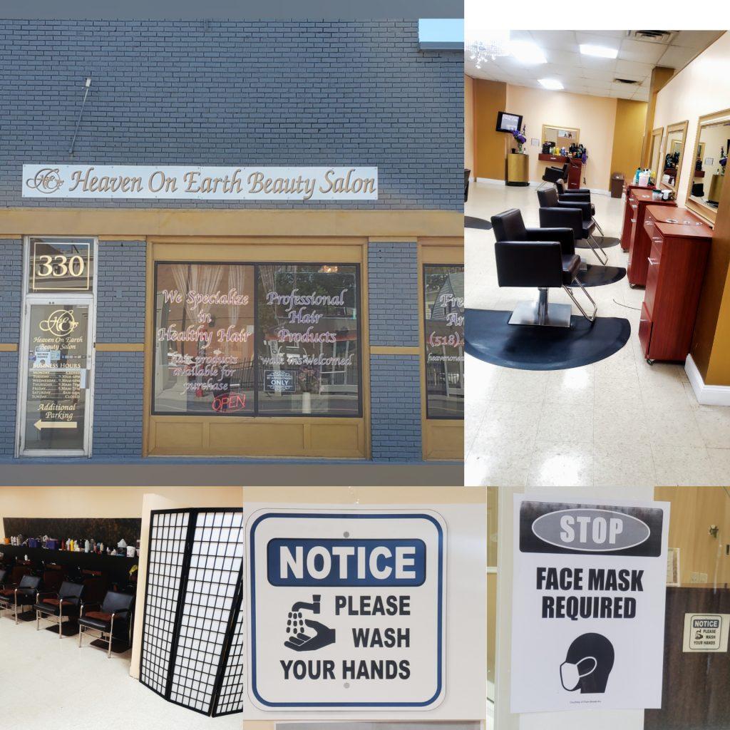 Heaven On Earth Beauty Salon, Albany, NY