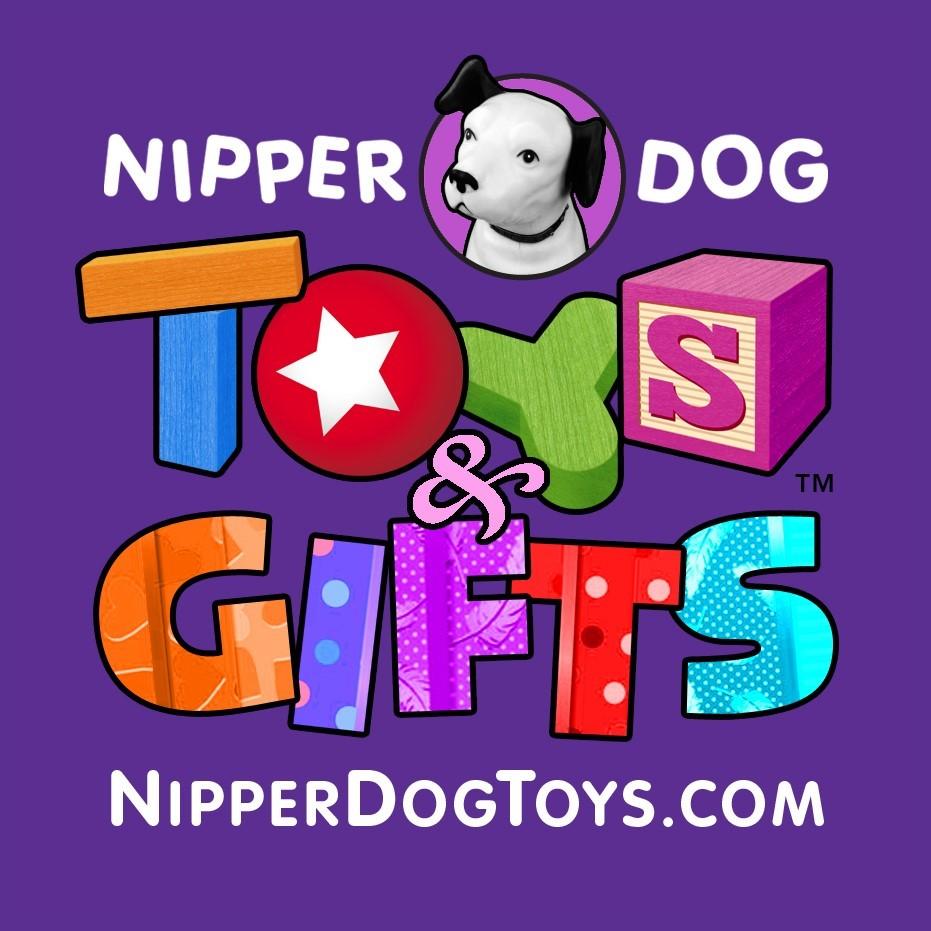 Emack & Bolio's Nipper Dog Toys
