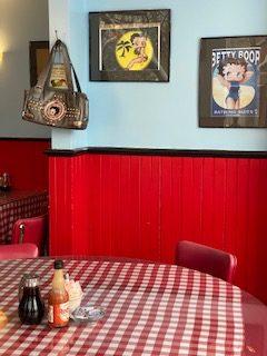 Betty Boop's Diner, Albany, NY