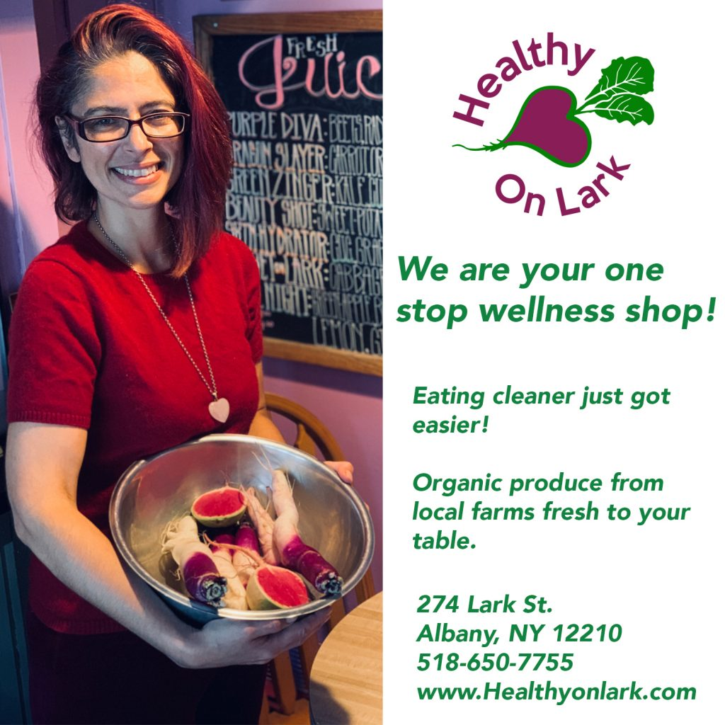 Healthy On Lark Is Back To Business - Capitalize Albany