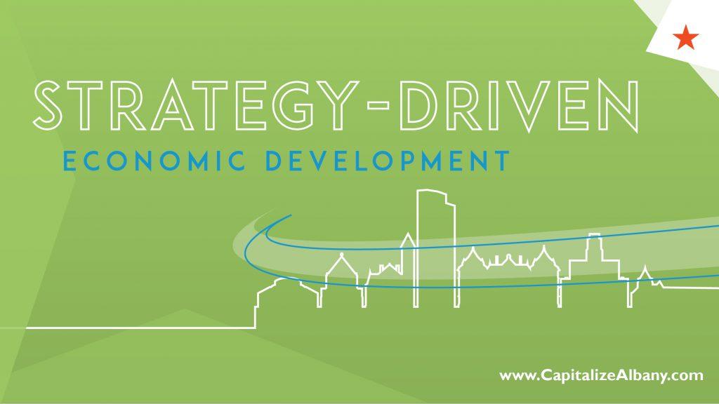 Skyway - strategy driven economic development