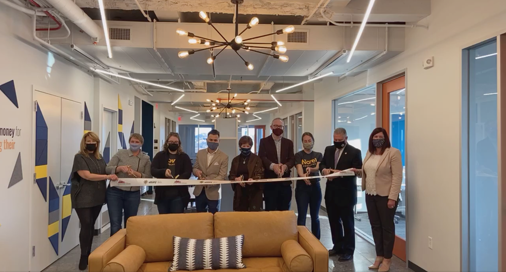 Novel Coworking Welcomed To Downtown Albany - Ribbon Cuting