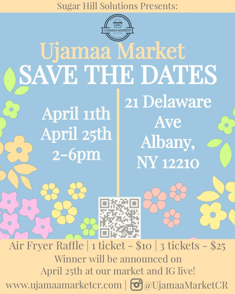Ujamaa Market - Capitalize Albany Corporation - Back To Business