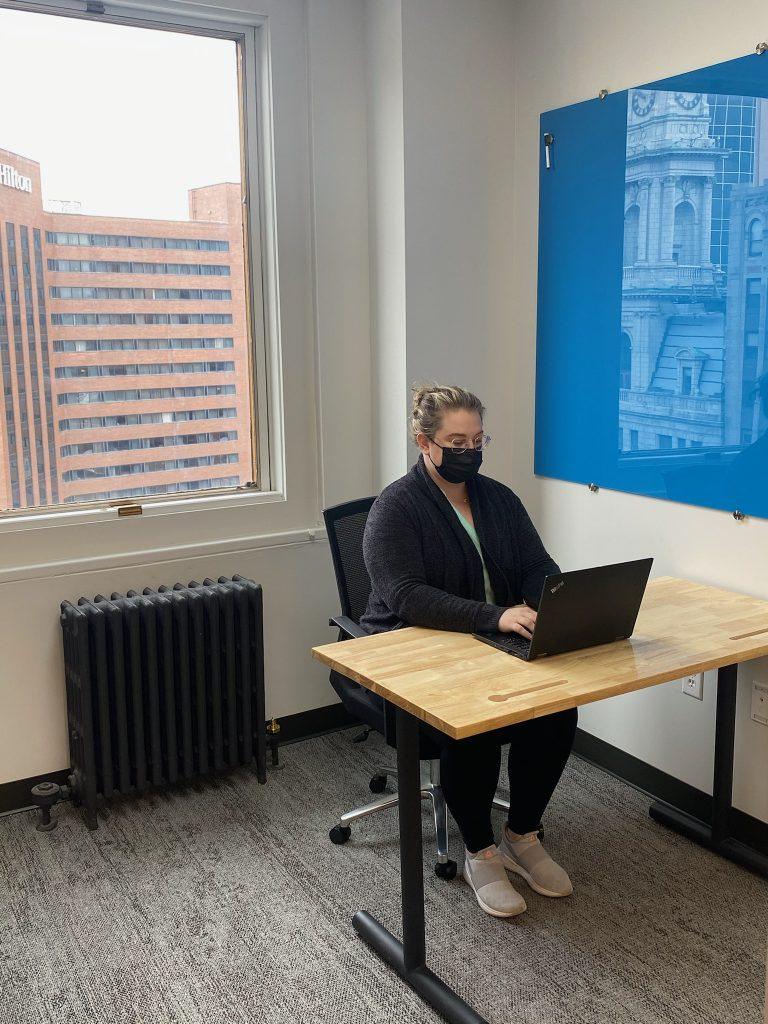 Expansive Workspace - Capitalize Albany #DowntownWorks