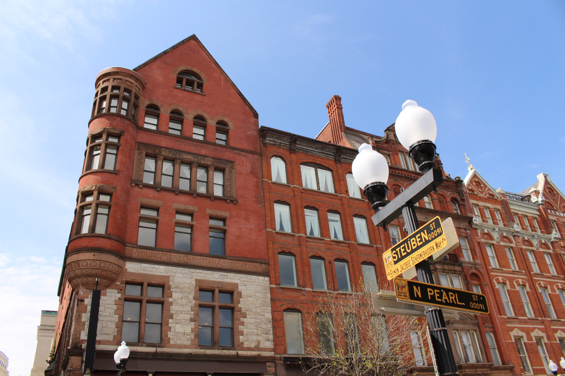 Kenmore, Blake Annex, DowntownWorks, Capitalize Albany Corporation
